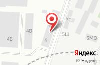 Схема проезда до компании Ижора-Кран в Санкт-Петербурге