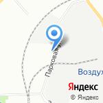 НОРДЕНА на карте Санкт-Петербурга