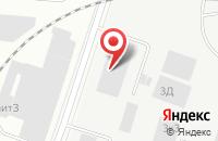 Схема проезда до компании Акварель в 1-й Мокве