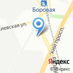 СервисТраснИнжиниринг на карте Санкт-Петербурга