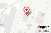 Схема проезда до компании Гладиатор в Подольске