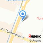 Живые деньги на карте Санкт-Петербурга