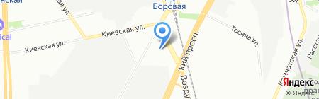 Планета Хобби на карте Санкт-Петербурга