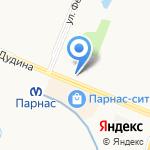 Всё что нужно на карте Санкт-Петербурга