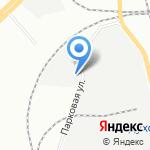 МЕГАМАШ на карте Санкт-Петербурга
