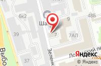 Схема проезда до компании Завод  в Санкт-Петербурге