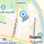 Ready Steady на карте Санкт-Петербурга