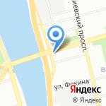 Российская ассоциация репродукции человека на карте Санкт-Петербурга