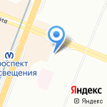ELECTRO-SUN на карте Санкт-Петербурга
