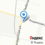 Горэлектротранс на карте Санкт-Петербурга