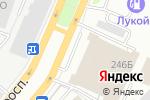 Схема проезда до компании Лигово в Санкт-Петербурге