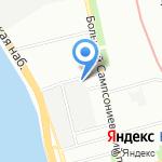 Квантек-Сетевые Технологии на карте Санкт-Петербурга
