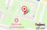 Схема проезда до компании Транском Спб в Санкт-Петербурге