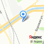 Фротелли на карте Санкт-Петербурга