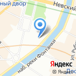 PaRom Film на карте Санкт-Петербурга