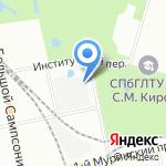 Лестехсервис-СПб на карте Санкт-Петербурга