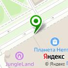 Местоположение компании Vesna