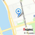 Глянцевый Ламинат на карте Санкт-Петербурга