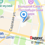 Melior на карте Санкт-Петербурга