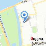 Dom Boutique Hotel на карте Санкт-Петербурга