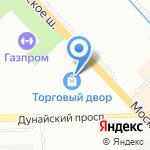 Невадо на карте Санкт-Петербурга