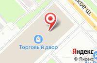 Схема проезда до компании Дуэт в Санкт-Петербурге