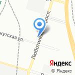 Делком на карте Санкт-Петербурга