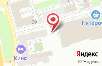 Схема проезда до компании Е-Страна в Санкт-Петербурге