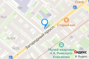 Комната в Санкт-Петербурге Загородный пр-т, 17