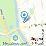 Налог-Сервис на карте Санкт-Петербурга