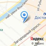 Paulig на карте Санкт-Петербурга
