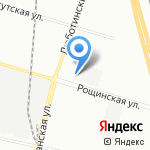 Нева-Подшипник на карте Санкт-Петербурга