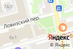 Схема проезда до компании Альянс Профит в Санкт-Петербурге