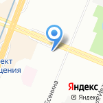 Хмель Солод на карте Санкт-Петербурга