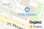 Схема проезда до компании ТехИнстал в Санкт-Петербурге