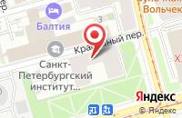Схема проезда до компании Росмедиагрупп в Санкт-Петербурге
