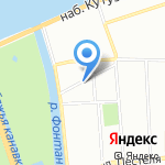 IT-Мастерская Олега Ченцова на карте Санкт-Петербурга