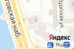 Схема проезда до компании Slomaem в Санкт-Петербурге