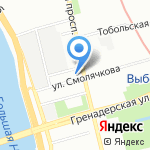 Альянс Профит на карте Санкт-Петербурга