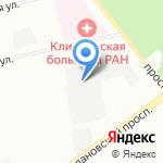 Аруал-Тех на карте Санкт-Петербурга