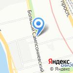 РКР на карте Санкт-Петербурга