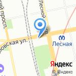 Выгода на карте Санкт-Петербурга