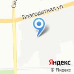 Пеноплэкс СПб на карте Санкт-Петербурга