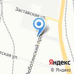 МИГАС на карте Санкт-Петербурга