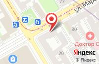 Схема проезда до компании Дорога Жизни в Санкт-Петербурге