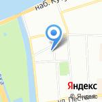 Адвокатская консультация №55 на карте Санкт-Петербурга