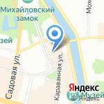 Здоровая семья на карте Санкт-Петербурга