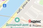 Схема проезда до компании РосЭксперт-Аудит в Санкт-Петербурге