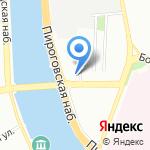 Alno на карте Санкт-Петербурга