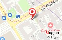 Схема проезда до компании Информационно-Аналитическое Агентство в Санкт-Петербурге